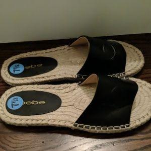 bebe Shoes - BeBe slippers